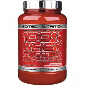 SCITEC NUTRITION 100% WHEY PROTEIN PROFESSIONAL - 920 g