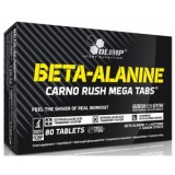 Olimp Beta Alanine Carno Rush MC - 80 tabs
