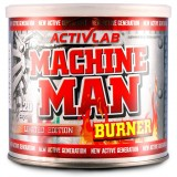 Activlab Machine Man Burner - 120 caps