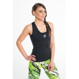 Women Tank Top Total Black - DB-90