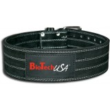 BIOTECH USA LEATHER POWERLIFTING BELT