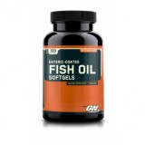 OPTIMUM NUTRITION ENTERIC-COATED FISH OIL - 100 softgels