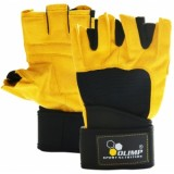 OLIMP RAPTOR GLOVES - Yellow