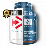 DYMATIZE ISOLATE ISO-100 - 2200 g