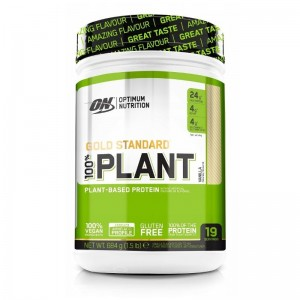 OPTIMUM NUTRITION GOLD STANDARD 100% PLANT - 684 g