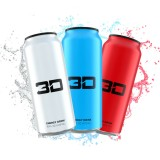 3D ENERGY - 3D ENERGY DRINKS - 473 ml
